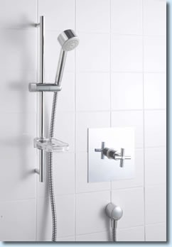 SF966 Thermostatic Mixer Shower