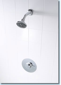SF971-T Thermostatic Mixer Shower