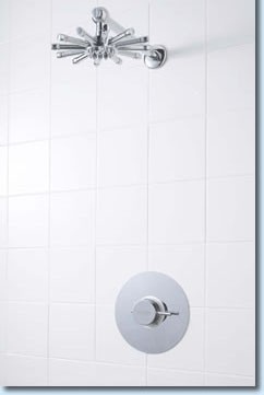 SF972-T Thermostatic Shower Mixer