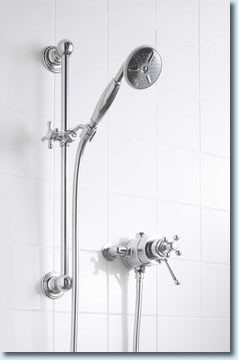 Vienna-T thermostatic Shower Mixer