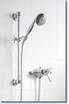 Vienna-T thermostatic Shower Mixer