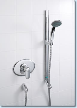 SF Riva Mixer Shower