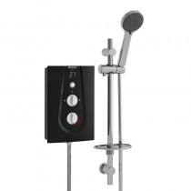 Glee 10.5kW Electric Shower Black