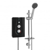 Glee 9.5kW Electric Shower Black